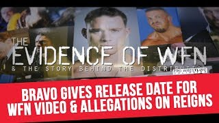 Jonny Bravo Gives Release Date For WFN Video & Allegations On Roman Reigns & Others