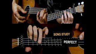 Perfect Ed Sheeran ukulele tutorial