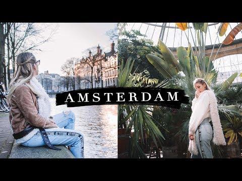 ÁMSTERDAM EN 4 DÍAS  | Vlog ♥ Azul Místico