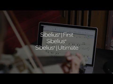 Meet the New Sibelius Family