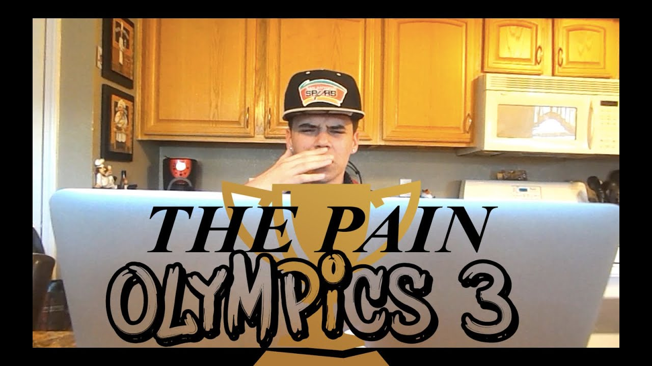 Pain olympic 3