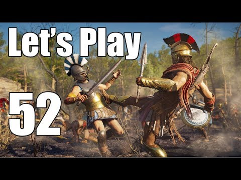 Assassin's Creed Odyssey - Let's Play Part 52: Recollections thumbnail