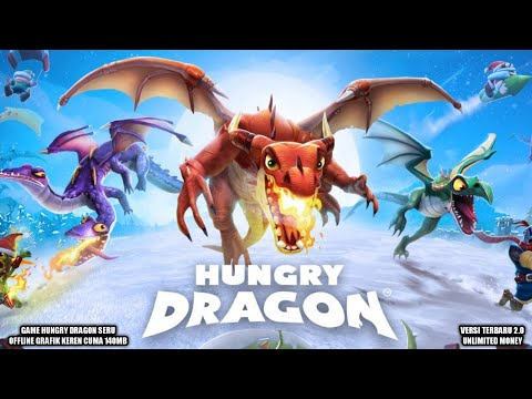 Cara Download Dan Install Game Hungry Dragon (Mod) Di Android - 동영상