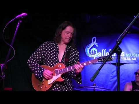 ''CRAZY'' - SUPERSONIC BLUES BAND Wsg ROBBEN FORD @ Callahan's, July 2017