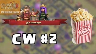 CW VERLOREN?! - Lets Play Clash of Clans || PEKKAttack