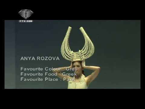 Fashion TV Models Talk - Anya Rozova