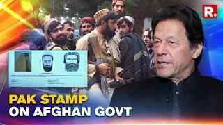 Taliban Appoints FBI-wanted Terrorist Sirajuddin Haqqani As Afghanistan Interior Minister