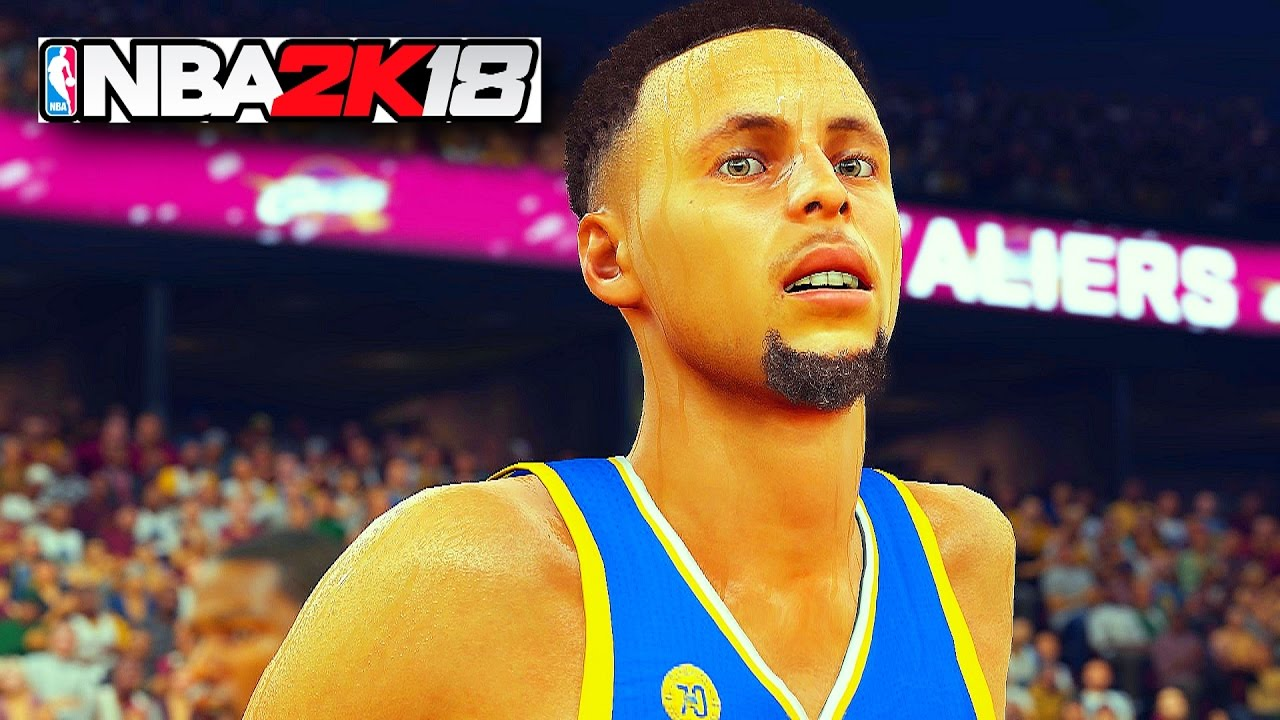 nba 2k18 official trailer gameplay ps4 xbox one pc. Black Bedroom Furniture Sets. Home Design Ideas