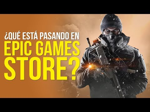 THE DIVISION 2 se va a EPIC GAMES STORE, el FINAL del MONOPOLIO DE STEAM?