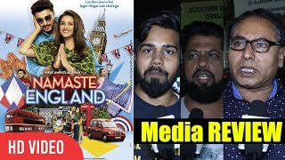 Namaste England Movie Review | HIT OR FLOP Media Review | Arjun Kapoor, Parineeti Chopra
