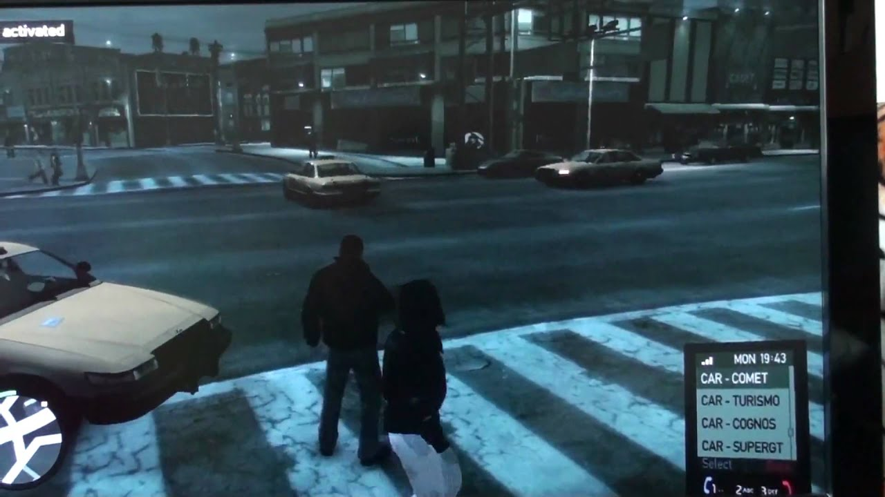GTA IV PS3 gameplay - YouTube