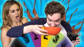 ParkerGames Mystery FOOD CHALLENGE!