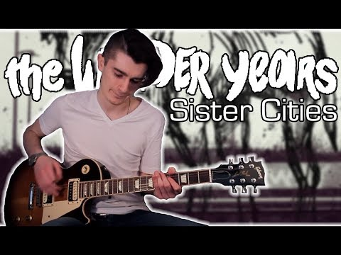 The Wonder Years - Sister Cities (Guitar & Bass Cover w/ Tabs)