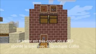 [Trailer] L'espace de stockage infini [Minecraft]