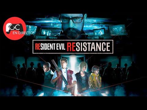 Fru Juega RESIDENT EVIL RESISTANCE En PS4 Pro Abril 4, 2020