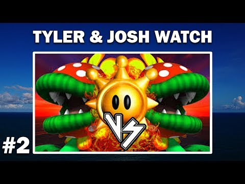 Tyler & Josh Watch Mario Sunshine Versus - Episode 2