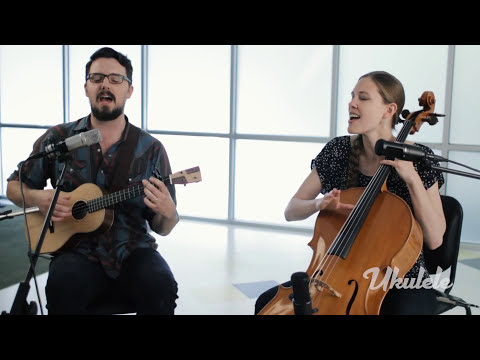Ukulele Sessions: James Hill & Anne Janelle