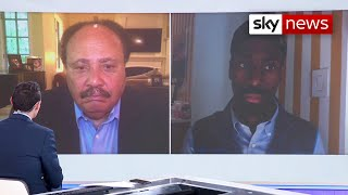 Martin Luther King III: 'A person should be protected, not killed'