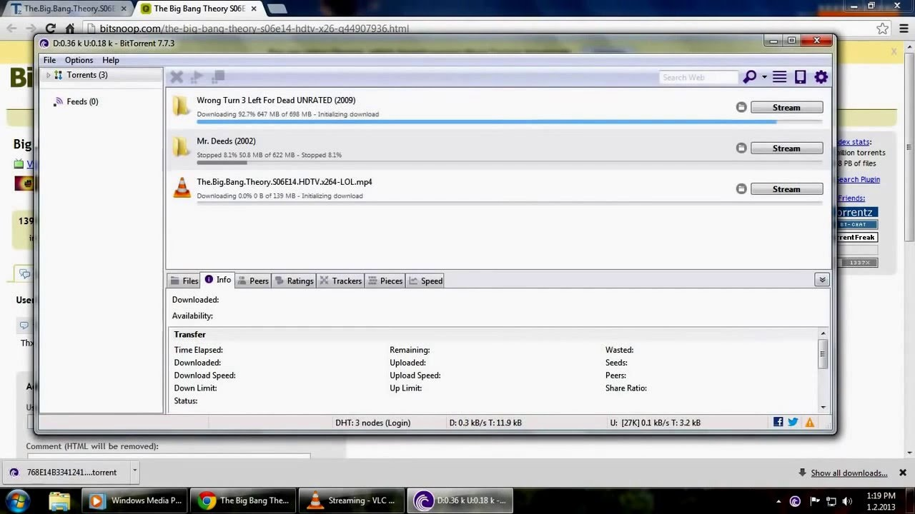 How to increase utorrent bittorrent download speed all versions
