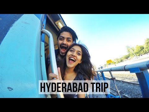 My time in HYDERABAD | VLOG | #LarsaTravels