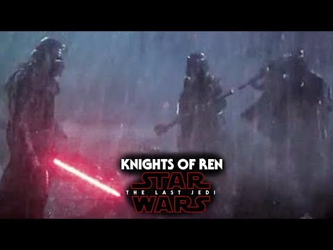 Star Wars The Last Jedi Trailer - Knights Of Ren Absence Explained! SPOILERS