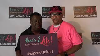 Join us at Here's 2 Life   H B  Barnum & Dr  Robert Jamison