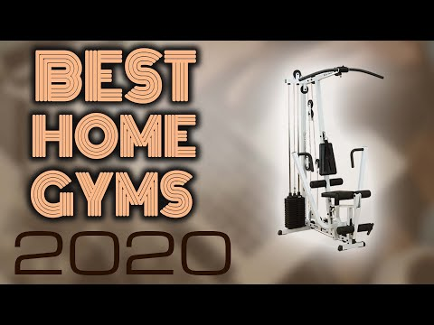 �� TOP 5: Best Home Gyms 2020