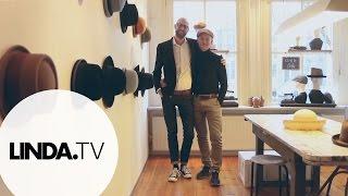 Het grachtenpand van Marcel en Dirk-Jan  Afl 2 Mijn bijzondere huis  LINDAtv