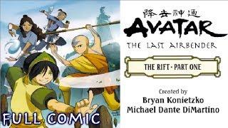 Avatar - The Rift: Part 1 (FULL COMIC) (Motion Comic)