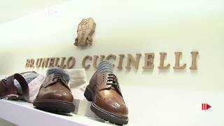 BRUNELLO CUCINELLI   PITTI 93 Interview with BRUNELLO CUCINELLI - Fashion Channel