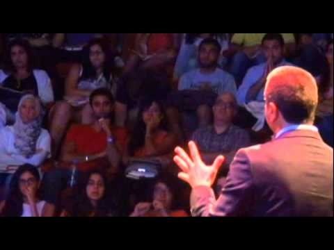 On being a multipotentialite | Anthony Rahayel | TEDxLAU