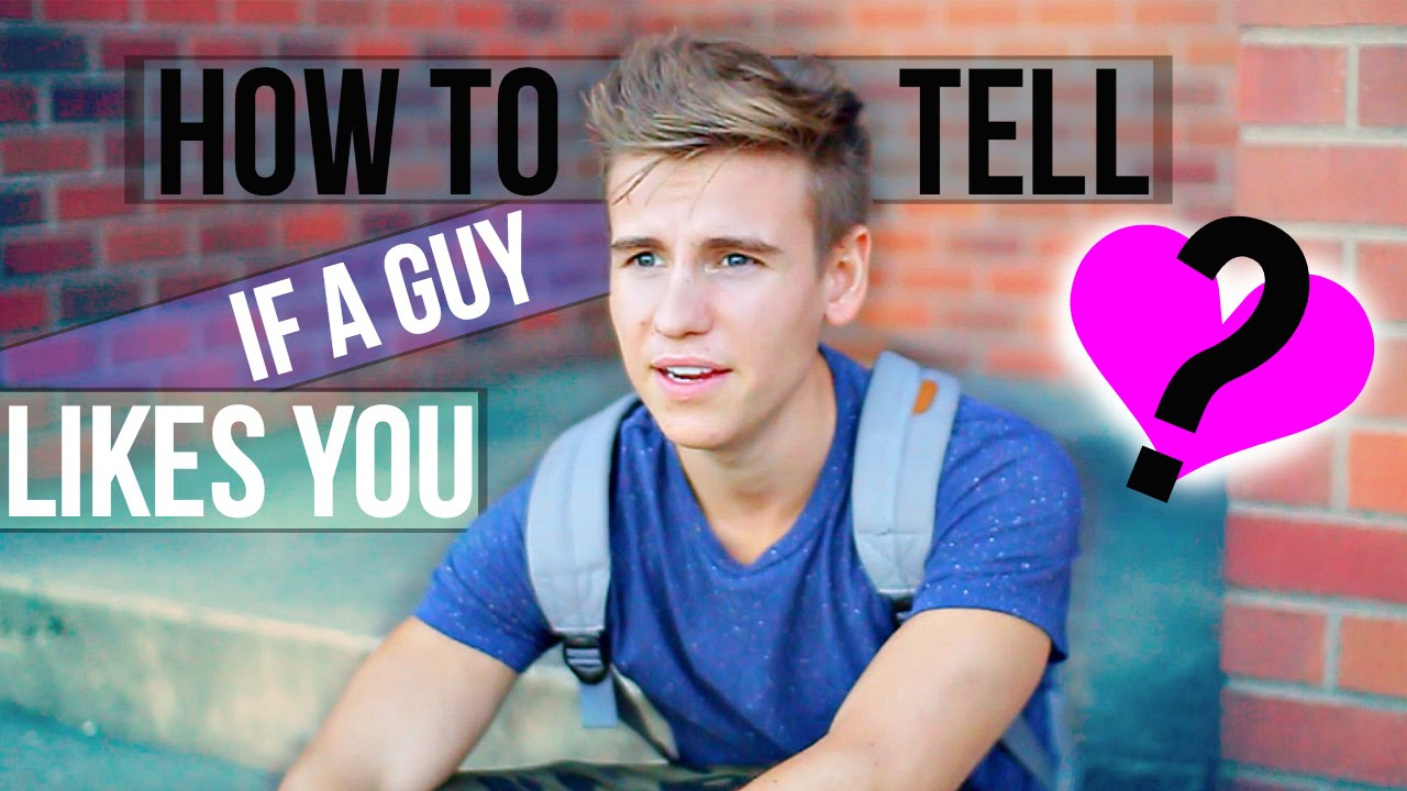 flirting signs he likes you quiz for a baby video