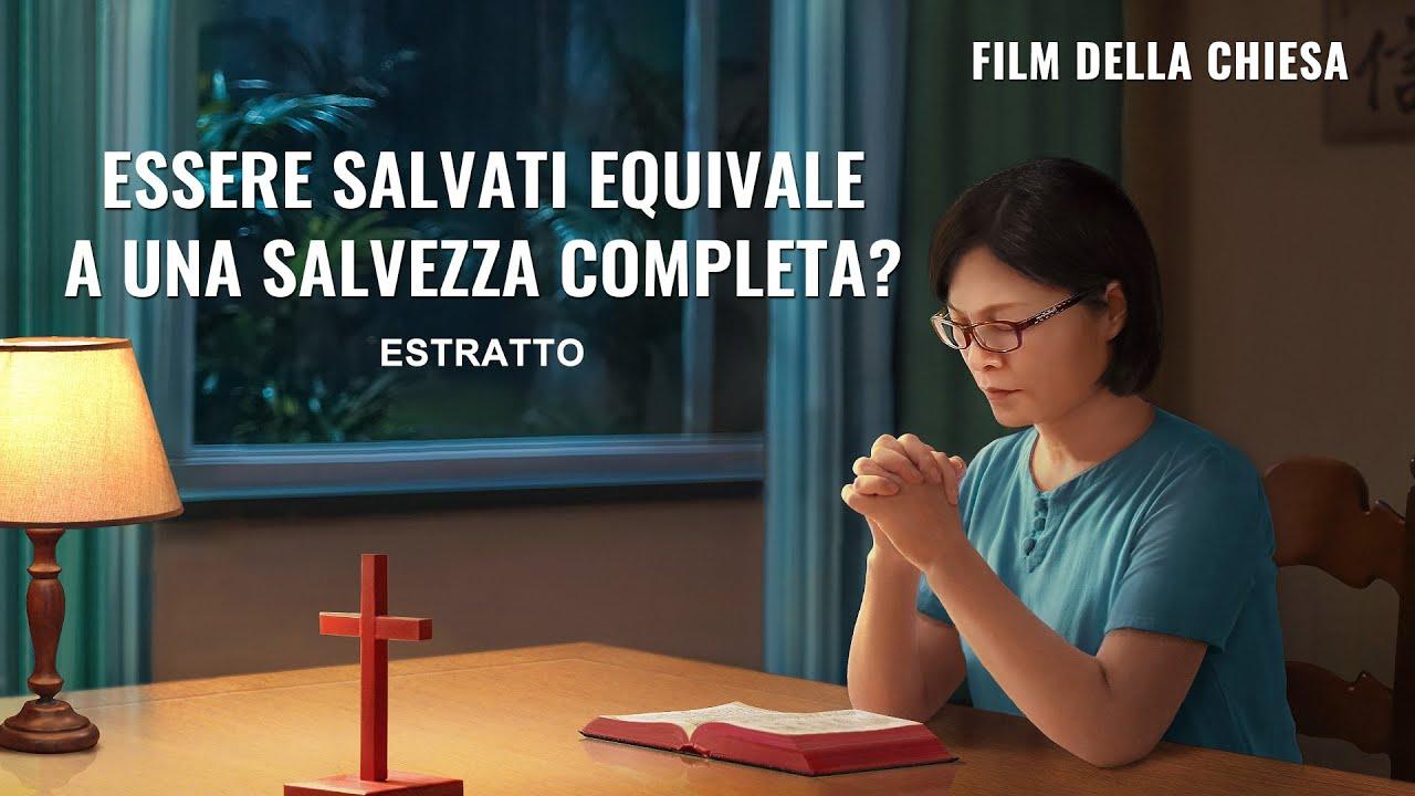 """Film cristiano """"Risveglio"""" ( Spezzone ) - Essere salvati equivale a una salvezza completa?"""