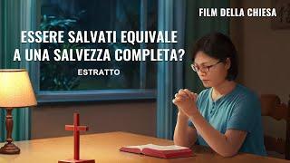 """""""Risveglio"""" - Essere salvati equivale a una salvezza completa? (Spezzone 1/2)"""