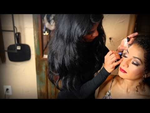 Traditional Western Bridal Makeup by Aaliyah's Beauty & Brows