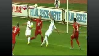 Boluspor - Kayseri Erciyesspor maçı