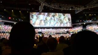 Dainų šventė 2015. Tėvynė dainų ir artojų