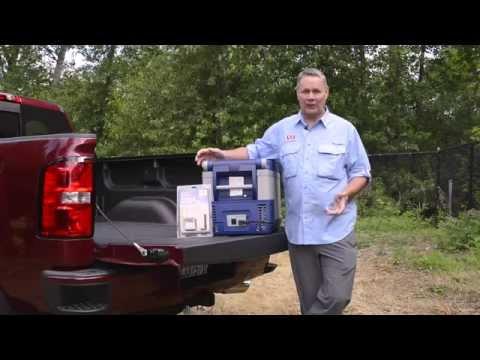 ARB Fridge Freezer Remote Monitor - YouTube