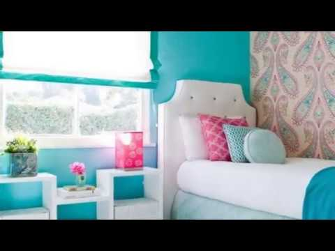 Pink Color Combination For Bedroom Interior Walls Youtube
