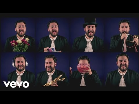 Andrea Faustini - Give a Little Love (Official Lyric Video)