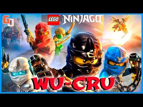 LEGO Ninjago WU-CRU ● ДЕНЬ УШЕДШИХ ● IOS ⁄ Android ● Gameplay