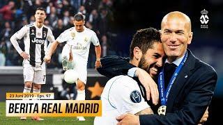 Eden Hazard Tak Akan Bisa Gantikan Cristiano Ronaldo ● Pintu Keluar Untuk Isco dan Pemain Lainnya