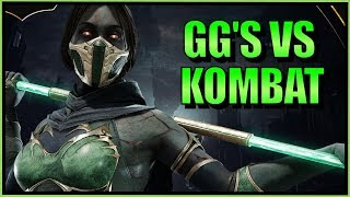 SonicFox - Messing With Some More Jade【Mortal Kombat 11】
