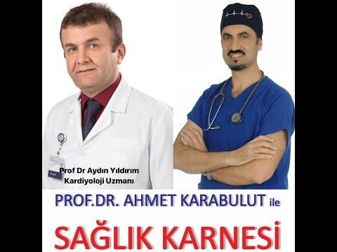 TAVİ - KASIKTAN ANJİYOGRAFİ İLE KAPAK DEĞİŞİMİ - PROF DR AYDIN YILDIRIM - PROF DR AHMET KARABULUT