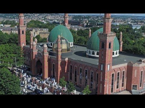 Eid-Al-Fitr 2017 at Bradford Grand Mosque