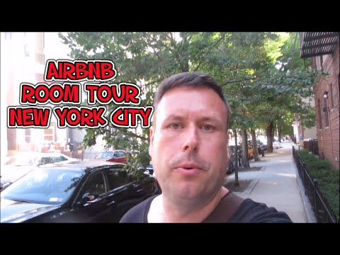 My Airbnb Accommodation In New York City - HD