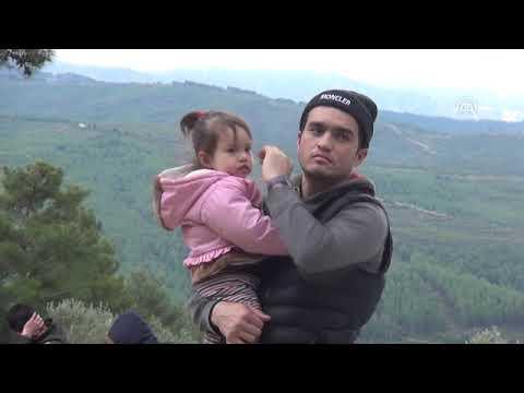 Muğla'da 32 düzensiz göçmen yakalandı