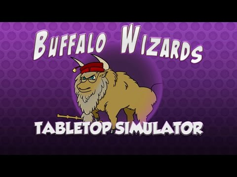 Buffalo Wizards | Tabletop Simulator: Hard to Die thumbnail