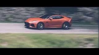 Jaguar F-Type SVR test drive تجربة جاكوار اف تايب اس ڤي آر