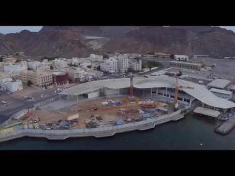 Roof Fish Market Muscat - CIG: shaping the future